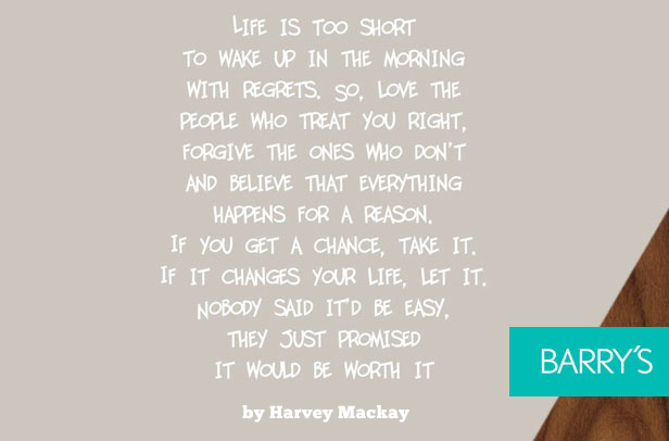 Quote of the Week by Harvey Mackay