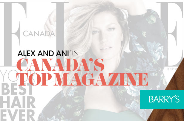 SPOTTED: Alex and Ani in Canada's Top Fashion Magazines