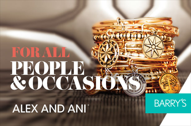 Bracelets For All: Alex and Ani Has Designs For Every Person + Occasion