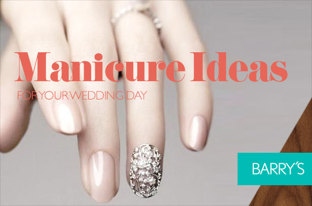 Manicure Ideas for Your Wedding Day