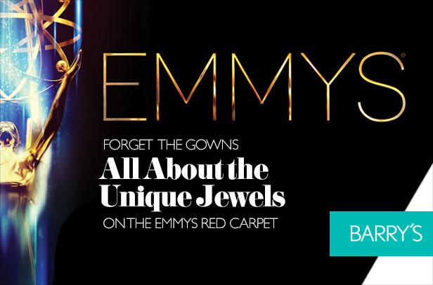 Forget the Gowns, It's All About the Unique Jewels on the Emmys Red Carpet
