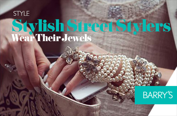 How Stylish Street Stylers Wear Their Jewels
