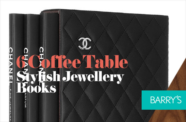 6 Stylish Designer Jewellery Books For Your Coffee Table