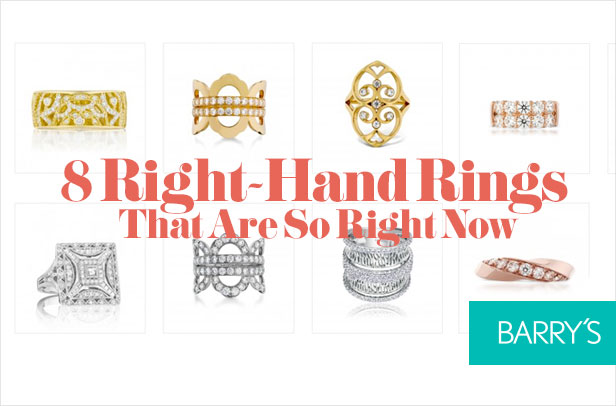 8 Right-Hand Rings That Are So Right Now