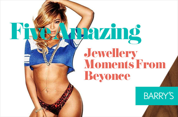 5 Amazing Jewellery Moments From Beyonce