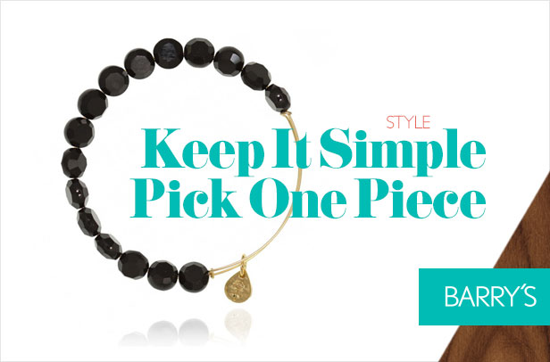 Keep It Simple: Pick One Jewellery Piece To Do All the Dazzling