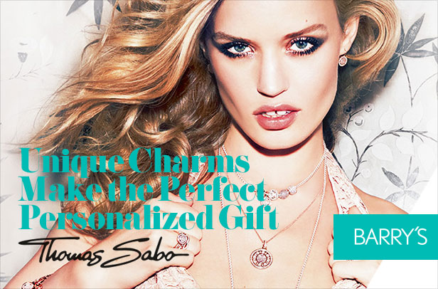 Thomas Sabo's Unique Charms Make the Perfect Personalized Gift
