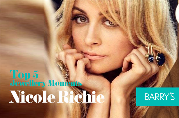 Top 5 Jewellery Moments From Nicole Richie