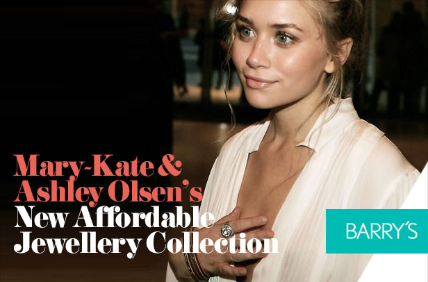 Mary-Kate and Ashley Olsen's New Affordable Jewellery Collection
