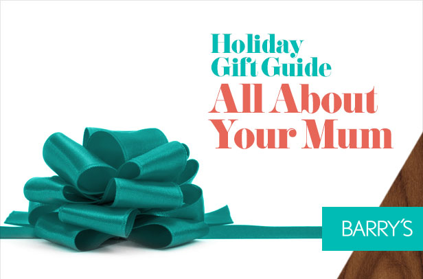 Holiday Gift Guide: All About Your Mom
