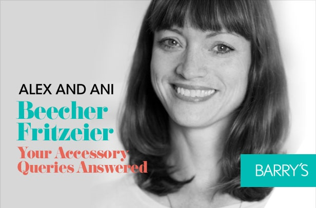 Your Accessory Queries Answered with Beecher Fritzeier of Alex and Ani!