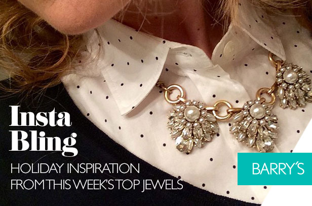 Insta-Bling: Holiday Inspiration From this Week's Top Jewels