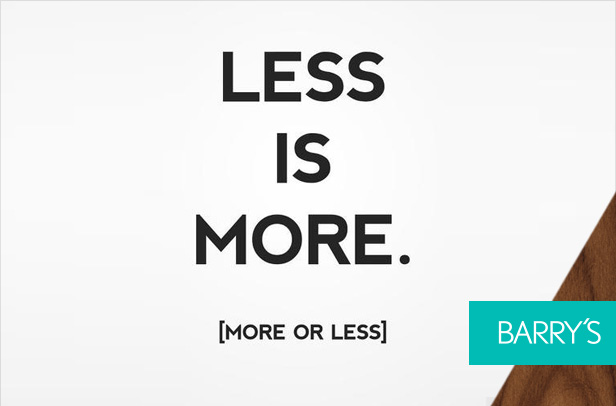 Less is More: Christmas Lessons Learned
