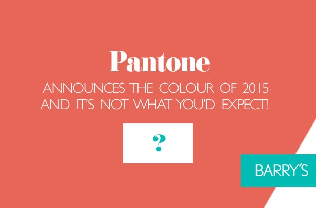 Pantone Announces the Colour of 2015, and It's Not What You'd Expect!