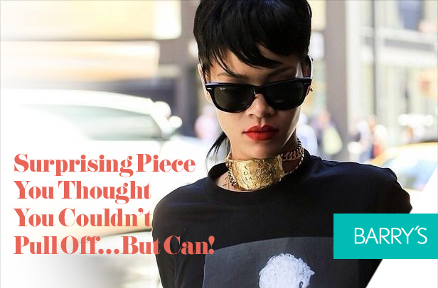 The Surprising Piece You Thought You Couldn't Pull Off…But Can!