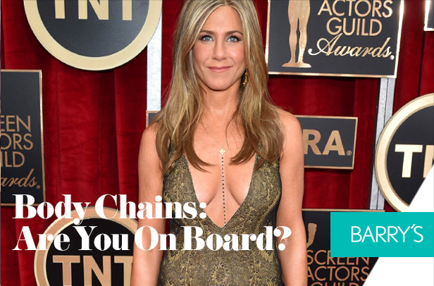 Body Chains: Are You On Board?