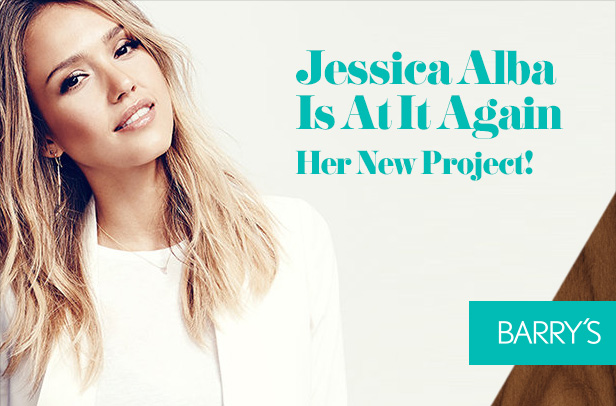 Jessica Alba Is At It Again – Read More About Her New Project!