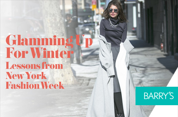 Glamming Up Winter: Lessons from New York Fashion Week