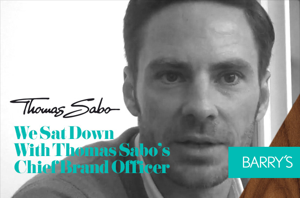 We Sat Down With Thomas Sabo's Chief Brand Officer… Keep Reading!