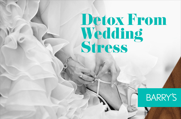 Detox From Wedding Stress