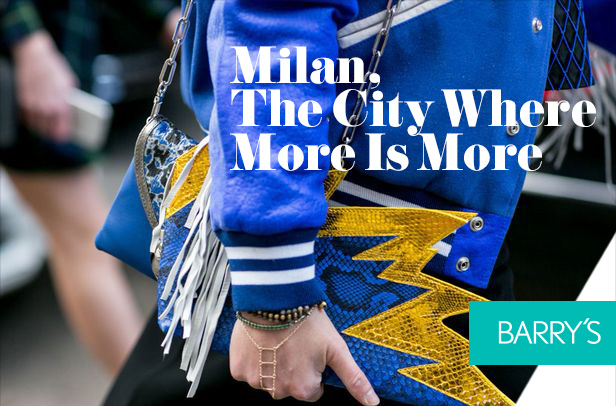 Milan, The City Where More Is More