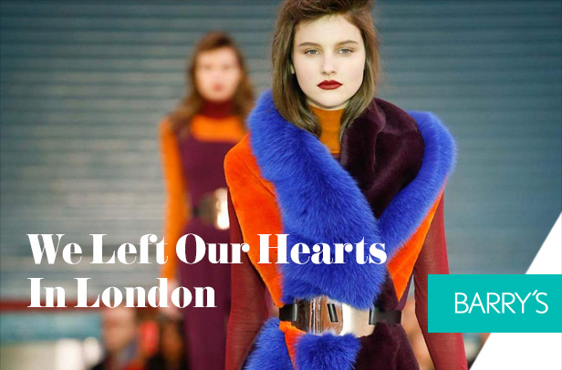 We Left Our Hearts In London