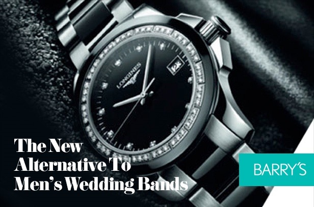 The New Alternative To Men's Wedding Bands