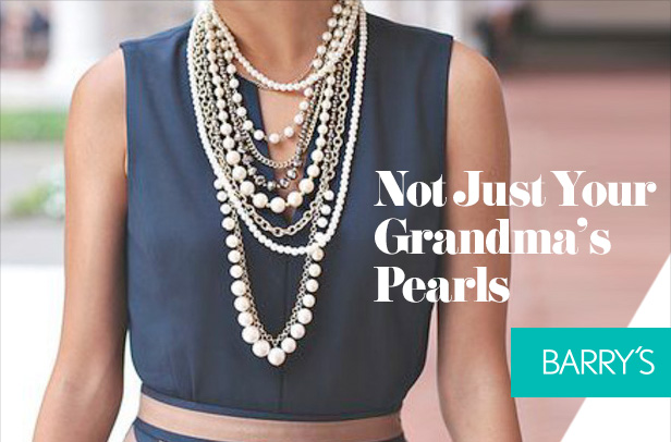 Not Just Your Grandma's Pearls