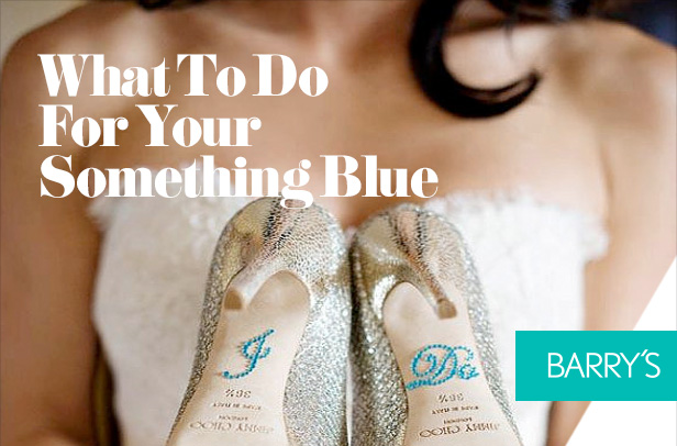 """What To Do For Your """"Something Blue""""!"""