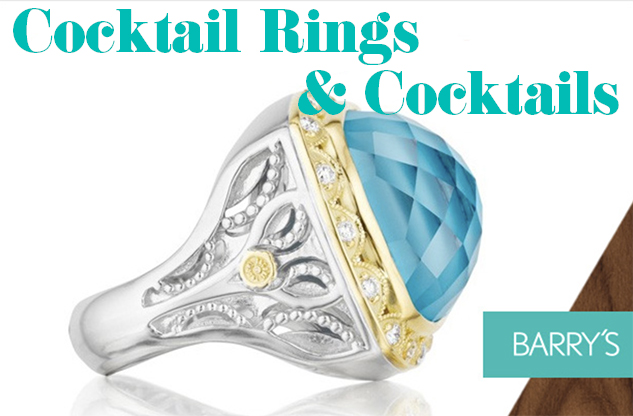 Cocktail Rings > Cocktails