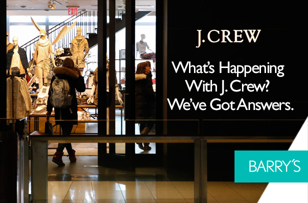 What's Happening With J. Crew? We've Got Answers.