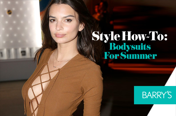 Style How-To: Bodysuits For Summer