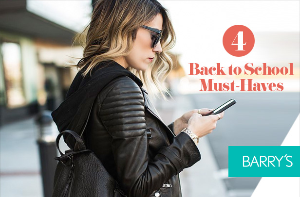 4 Back to School Must-Haves