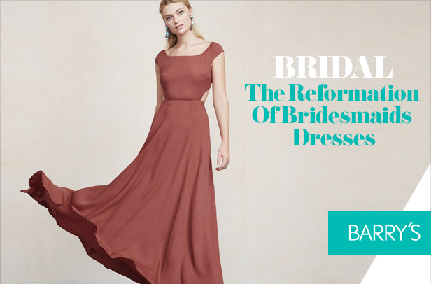 The Reformation Of Bridesmaids Dresses