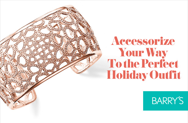 Accessorize Your Way to the Perfect Holiday Outfit