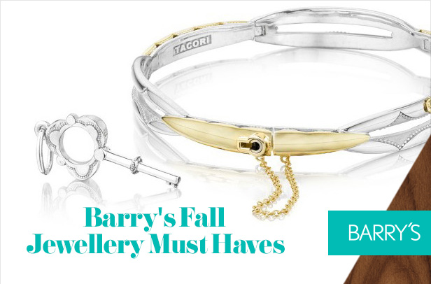 Barry's Fall Jewellery Must Haves