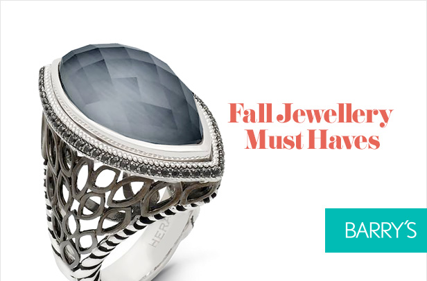 Fall Jewellery Must Haves