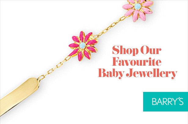 Shop Our Favourite Baby Jewellery