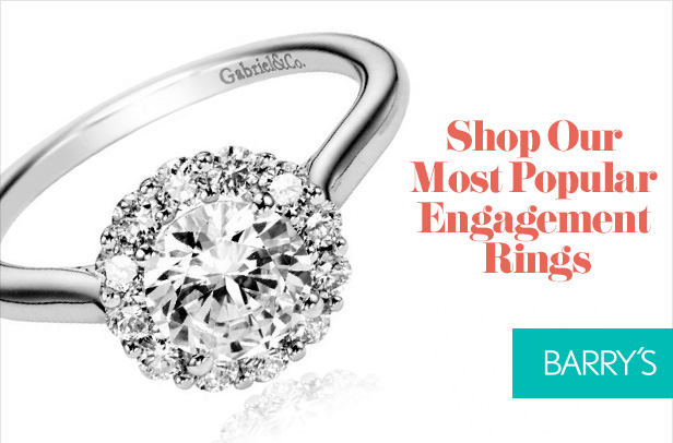 Shop Our Most Popular Engagement Rings