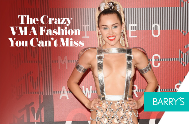The Crazy VMA Fashion You Can't Miss