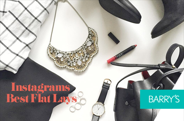 Instagrams Best Flat Lays