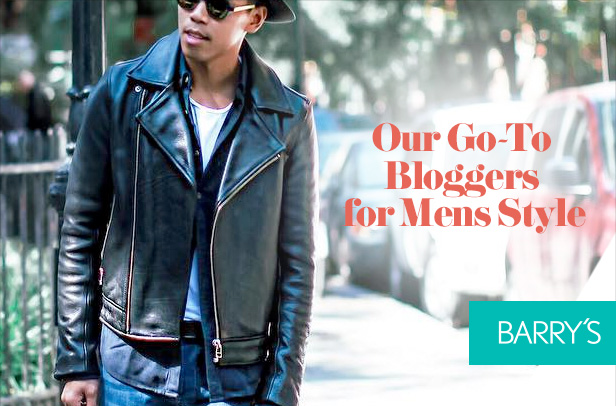 Our Go-To Bloggers for Mens Style