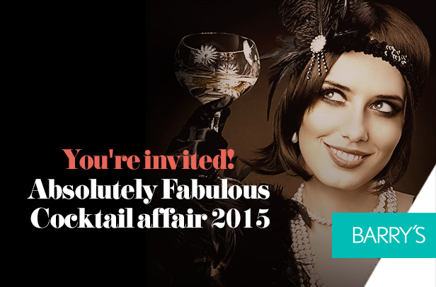 Absolutely Fabulous Cocktail Affair 2015 – You're Invited!
