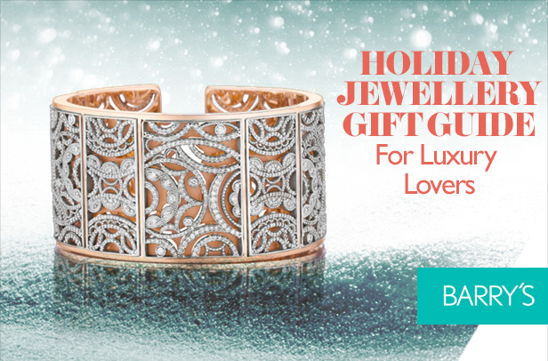 Holiday Jewellery Gift Guide- For Luxury Lovers