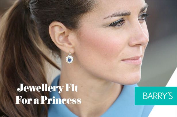 Jewellery Fit For a Princess: Best Gifts Prince William Has Given Kate Middleton