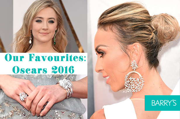 Barry's Favourites from the Oscars 2016