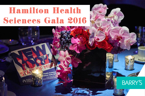 Hamilton Health Sciences Gala 2016