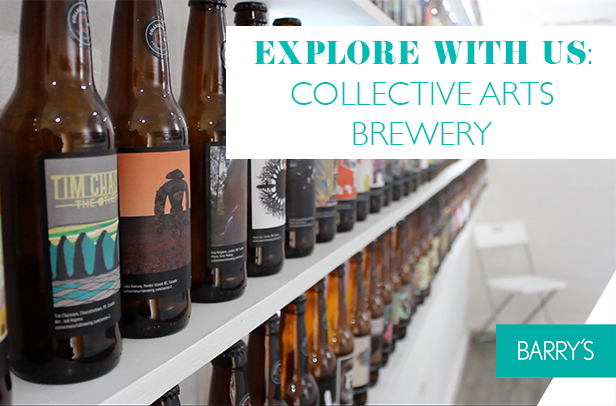 Explore with us: Collective Arts Brewery