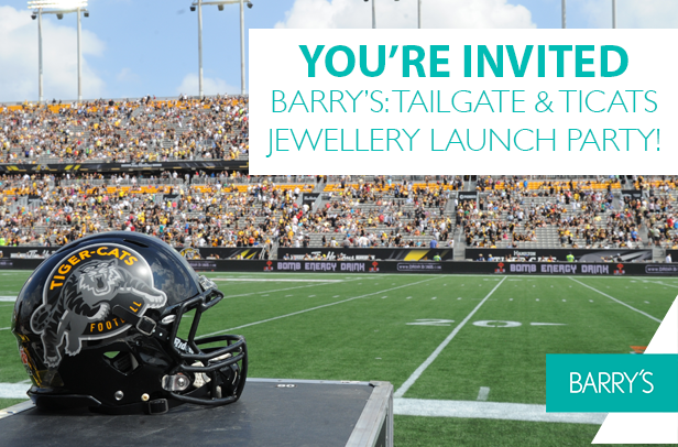 Barry's: Tailgate & Ticats Jewellery Launch Party