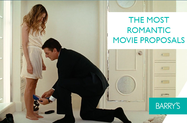 The Most Romantic Movie Proposals
